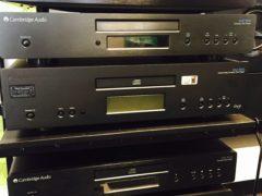 Cambridge Audio CD-Player