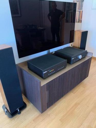 Musical Fidelity + Russell K. HiFi Anlage